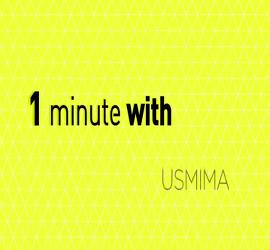 1 min. with usmima