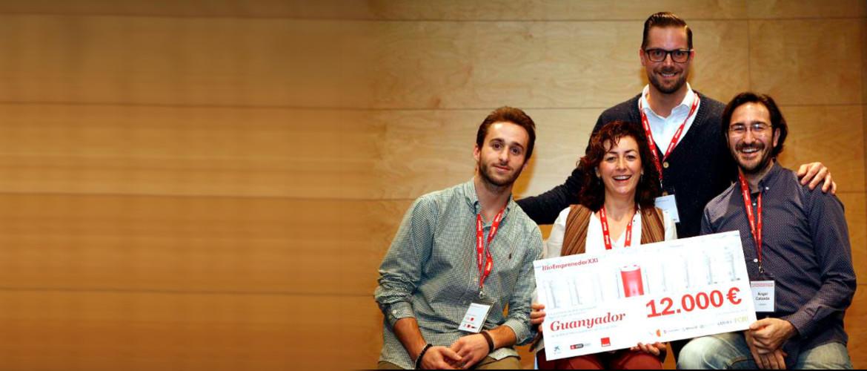 usMIMA winners of the 7th edition of BioEmprenedorXXI